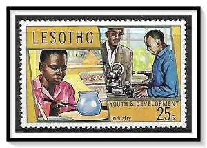 Lesotho #154 Youth & Development MNH