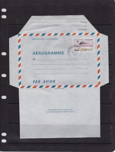 France 1978 1.90f Concorde Aerogramme cancelled but not posted VGC