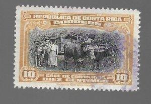 Costa Rica 1945 - U - Scott #243