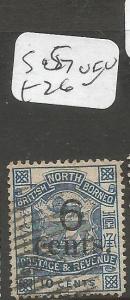 North Borneo SG 57 VFU (1cma)