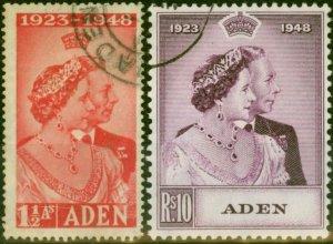 Aden 1948 RSW Set of 2 SG30-31 V.F.U