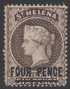 St. Helena 38 MH CV $47.50