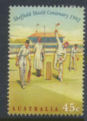 Australia SG 1381  Used  - Cricket