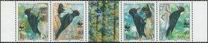 Serbia 2007 Sc 381 Birds Woodpecker WWF CV $5.25
