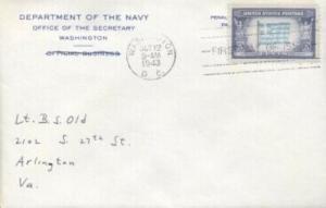 916 5c GREECE - Department of the Navy