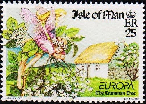Isle of Man. 1997 25p S.G.742 Unmounted Mint