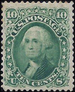 68 Mint,OG,H... PSE Cert... SCV $950.00