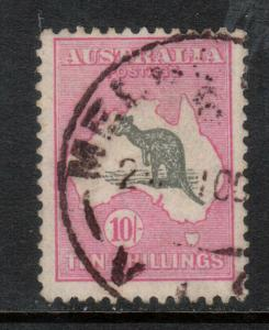 Australia #127 Used Fine Deep Color