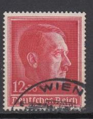 Germany - 1938 49th Hitler's Birthday Sc# B118 (9834)