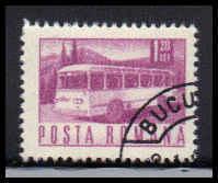 Romania Used Fine D36966