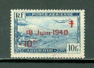 ALGERIA AIR SEMI-POSTAL #CB1...MNH...$2.50