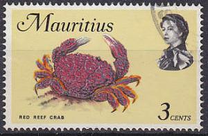 MAURITIUS [1969] MiNr 0332 Y ( O/used ) Tiere