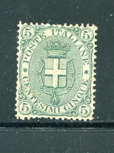 Italy  #67  Unused F-VF   Cat $500