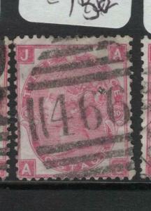 Great Britain SG 109 Pl 10 Item One VFU (6dvn)