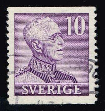 Sweden #302 King Gustav V; used (0.30)