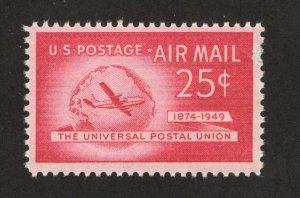 C44 Universal Postal Union US Single Mint/nh FREE SHIPPING