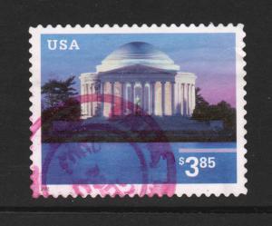 USA Jefferson Memorial 2002 Sc#3647 Used