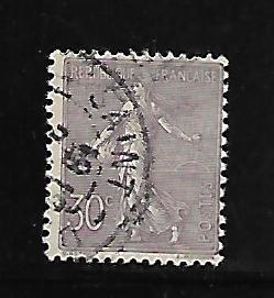 FRANCE 142 USED 1900-1929 ISSUE
