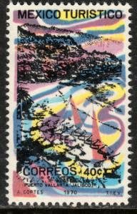 MEXICO 1010, TOURISM PROMOTION, PUERTO VALLARTA, JALISCO. MINT, NH. VF.