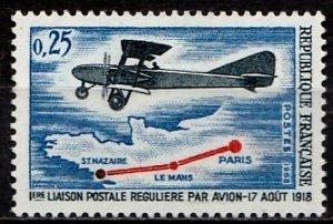France 1968 Scott 1218 MNH (293)