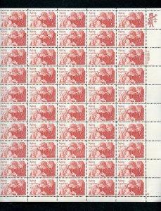 US Scott 2011 Aging Together Sheet of 50 Mint NH