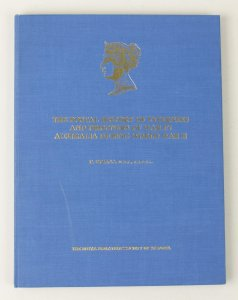 AUSTRALIA : The Postal History of Internees & Prisoners of War WWII by Collas.