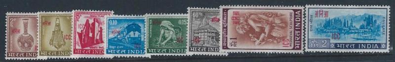 India, Laos and Viet Nam 2-9  [NH]
