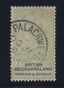 Bechuanaland, Scott 20 (SG 19), used