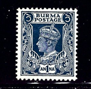 Burma 54 MH 1946 issue    (ap1256)
