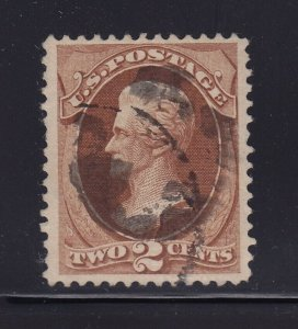135 VF-XF used neat cancel nice color cv $ 75 ! see pic !