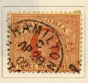 Victoria 1899 Early Issue Fine Used 1.5d. 326792
