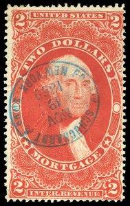 U.S. REV. FIRST ISSUE R82c  Used (ID # 80943)