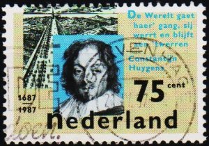 Netherlands. 1987 75c. S.G.1502 Fine Used