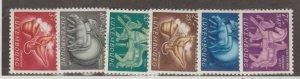 Luxembourg Scott #B180-B185 Stamps - Mint Set