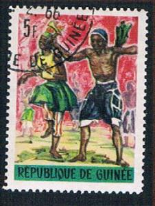 Guinea 408 Used Dance of Kouroussa (BP08920)