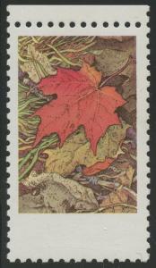 CANADA #527 VAR 7c MAPLE LEAF GRAY OMITTED MAJOR ERROR W/ GREENE CERT WLM6350