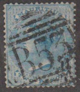 Mauritius Scott #33 Stamps - Used Single