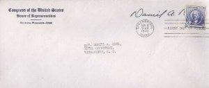 887 5c DANIEL FRENCH - Congressman Daniel Reed, NY