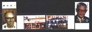 Saint Vincent and the Grenadines. 2004. 6025-28. Cooperative Credit Union, Ba...