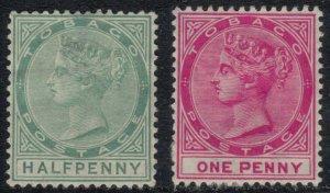 Tobago #15,7*  CV $10.75