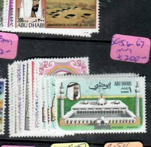 ABU DHABI (PP0403B)  SG 56-67    MOG