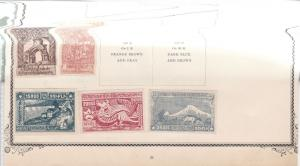 armenia 1920 charity  stamps on page ref r9120