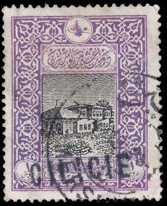Cilicia 1919 YT 16 u f-vf