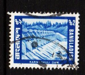 Bangladesh - #175 Karnaphuli Dam  - Used