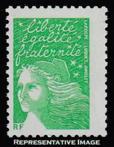 France Scott 2921 Mint never hinged.