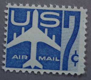 United States #C51 7 Cent Airmail MNH