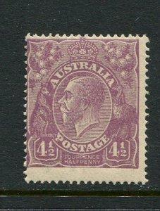 Australia #35 MNH