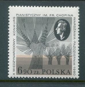 Poland #2418 MNH - Penny Auction