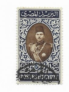 Egypt #240 Used - Stamp - CAT VALUE $6.00