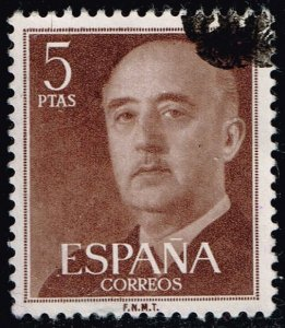 Spain **U-Pick** Stamp Stop Box #154 Item 01